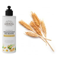 SIBERINA гель-молочко с протеинами пшеницы