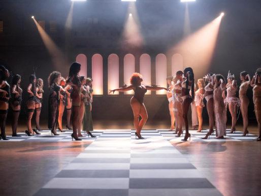 В Амстердаме состоялся грандиозный шоу-перформанс Hunkemöller