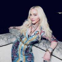 Мадонна поделилась новыми снимками