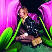 Новая рекламная кампания итальянского бренда одежды и аксессуаров Pinko