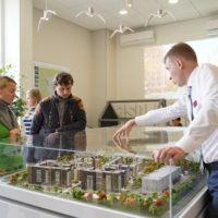 """Девелоперская компания """"Сити-XXI век"""" планирует построить в новой Москве жилой комплекс общей площадью около полумиллиона квадратных метров"""